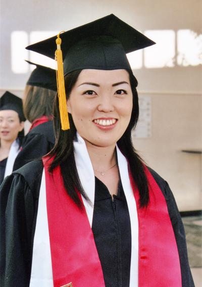 Skyline College graduate