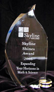 Skyline Shines Award
