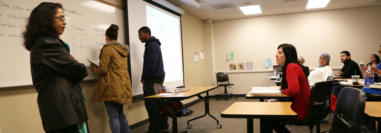 Language Arts Division | Language Arts | Skyline College